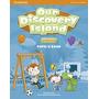 Our Discovery Island - Starter - En Ingles - Libros