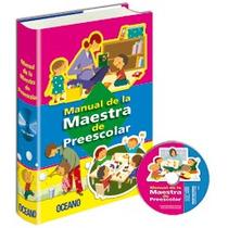 Manual De La Maestra De Preescolar - Editorial Océano