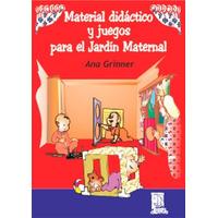 Material Didáctico Y Juegos Para El Jardín Maternal