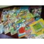 Lote: Revitas Infantiles, Escolares, Genios, Billiken,atlas.