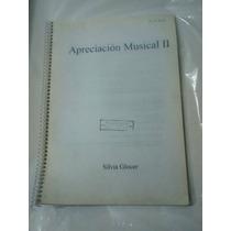 Anillado, Apreciación Musical 2, Silvia Glocer