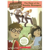 Libro The Case Of The Sneaky Strangers , Nancy Star.
