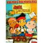 Cuentos Aventureros Jake Y Los Piratas - 8 Libros + Dvd