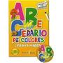 Abecedario De Colores Con Pizarra Mágica - Incluye Cd-rom