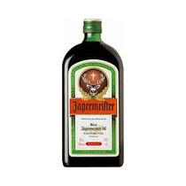 Jagermeister Importado De Alemania Botella De 700 - Original