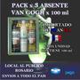 Absenta - Pack X 3 Unidades De 100 Ml. - Importado Francia