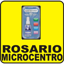 Clean Tech Spray Limpia Notebooks Y Lcd 60 Ml Rosario
