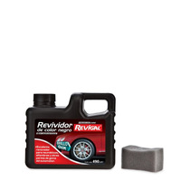Revividor De Colores Negros Para Neumáticos,silicona ,auto