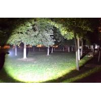Linterna Tactica 3600 Lum Cree Led Q5 Zoom Recarg. Duracell