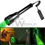 Linterna Táctica Láser Verde 50mw - Designador, Ideal Caza