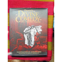Dante´s Divine Comedy Illustrations By Henry W. Longfellow