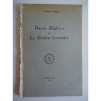 Dante Aligieri Y La Divina Comedia N.besio Moreno