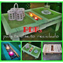 Mesa Ratona Y Todo Tipo De Muebles Hechos Con Palet