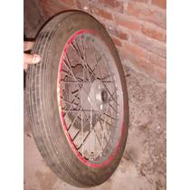 Rueda Delantera Completa Zanella Rx 150