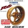 Llanta Trasera Yamaha R6 2004 2016 Fz6 600 Original Mg Bikes