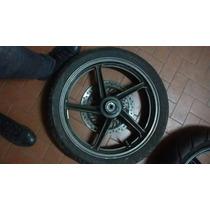 Llantas Completas Honda Twister 250 Escuchos Ofertas!!!