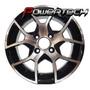 Llanta Deportiva 14 Ssd 4x100 Renault Volskwagen Chevrolet