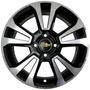 Llanta Aleacion Original Rodado 15 Chevrolet Onix Cavallino