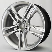Llanta Audi S3 A190 R18 5x100 Bora, Fox Golf, Suran