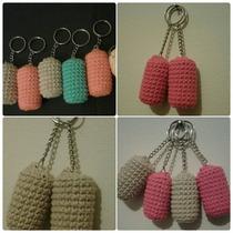 Llaveritos Tejidos Al Crochet