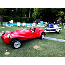 Lotus Seven, Replica, Motor Ford 2.0