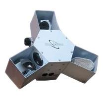 Efecto Led Scanner X 3 Dmx Audioritmico Minisincro Sunstar