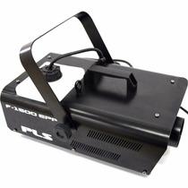 Máquina De Humo Gran Caudal Pls F1500 Control Inalambrico