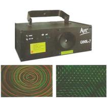 Art Láser Proyector De Laser Cool-7 Dj