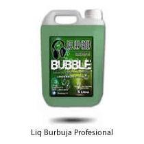 Liquido Para Maq. De Burbujas - 5 Litros - Linea Profesional