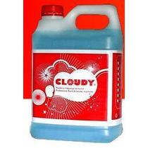 Cloudy Liquido Normal Para Maquina De Humo Bidon