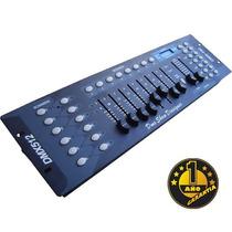 Consola Dmx Operator 192 Canales Control. Dmx 512 1 Año Gtia