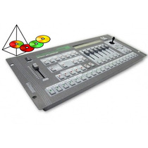 Consola Controlador Iluminacion Dmx Navigator 2000 Ampro