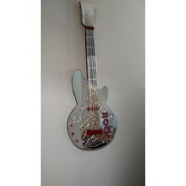 Guitarra Espejada Decoración!!!