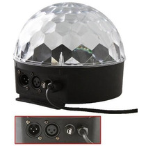 Pls Magic Ball 6 Led 1 Watts Efecto Multicolor Dj Dmx