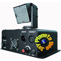 Cabezal Movil Wash Led E-lighting Tornado-x1 Sound / Dmx New