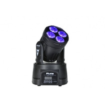 Poderoso Mini Cabezal Led Beam Modelo Alfie - Mira El Video