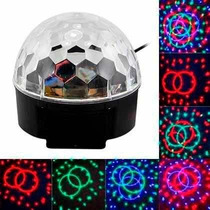 Bola Led Efecto Dj Magic Ball Giratoria Espectacular!