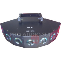 Efecto De Led Pls 7 Eyes Lentes Rgb Dmx Sound Ver Video