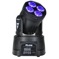 Cabezal Movil American Pro Alfie Led Beam Dmx La Roca