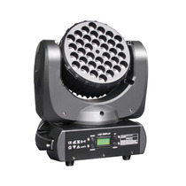 Cabezal Movil Beam Color X-363 E-lighting 36 Leds 3w Rgb+w