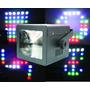 Proyector Luz Cañon Rgbw Led Audioritmico Dj Eventos Pubs