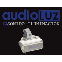 Efecto Audiorritmico Ministar Moonflower T-max 4 Geni No Led