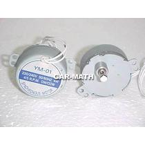 Motor 220 V 4 / 5 Rpm Para Esfera Espejo Efecto Dj Garmath