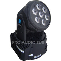 Cabezal Movil Led Big Dipper Lm 70 Beam 56w 8x Triled Rgbw