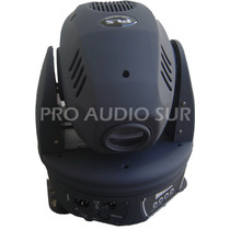 Cabezal Movil Pls Led Spot 30 1x 30watts 10ch Dmx 6 Gobos