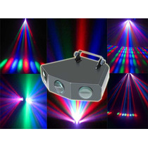 Pls Three Light Led - Efecto Dj Luz Audiorritmico Dmx