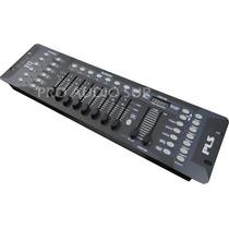 Consola Dmx Pls 1216 Operator 192 Canales Controlador Pro