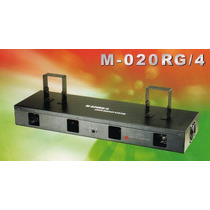 Laser Big Dipper M020/rg4 Rojo Y Verde Dmx Ver Video Real