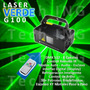 Laser Verde Dmx Pro Tech Ing/ + Digital + Audio + C. Remoto