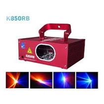 Laser Azul Y Rojo Dmx Big Dipper K-850rb Fervanero